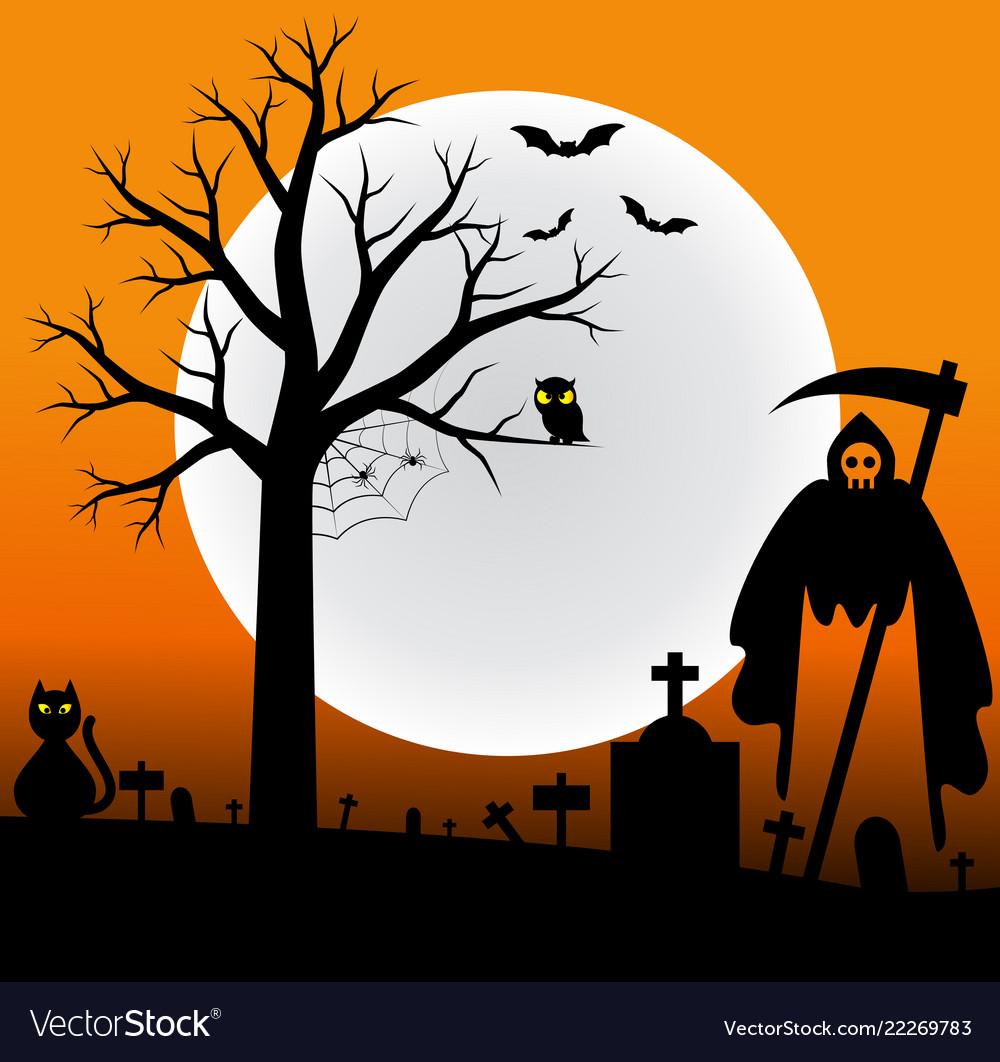Halloween backgrond