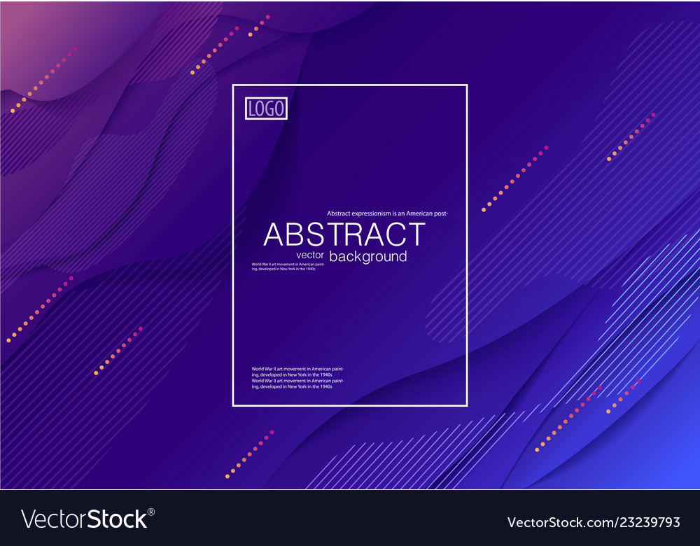Abstract modern background brochures cover a4