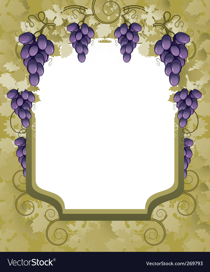 Vineyard border