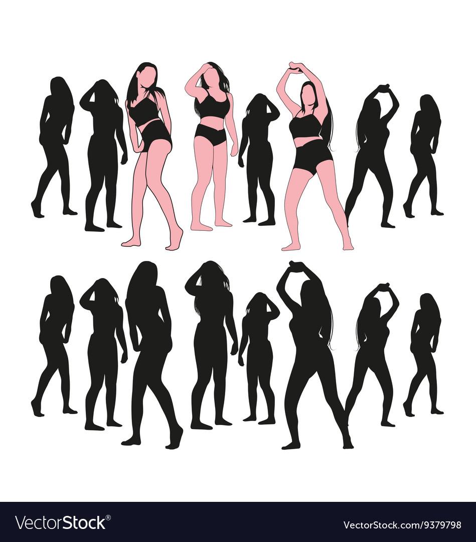 Girl dance set
