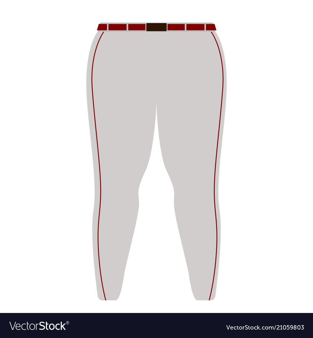 Baseball pant image