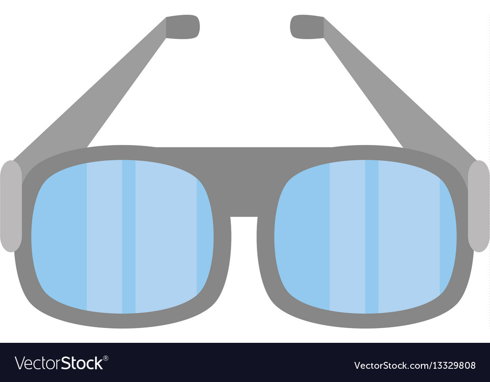 Glasses eye protect modern icon