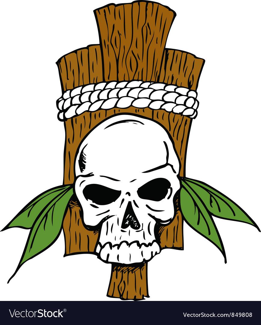 TribalSkull
