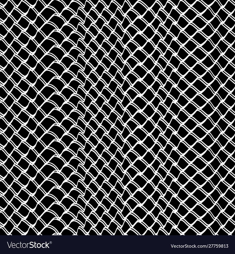 Abstract hand drawn zig-zag-01