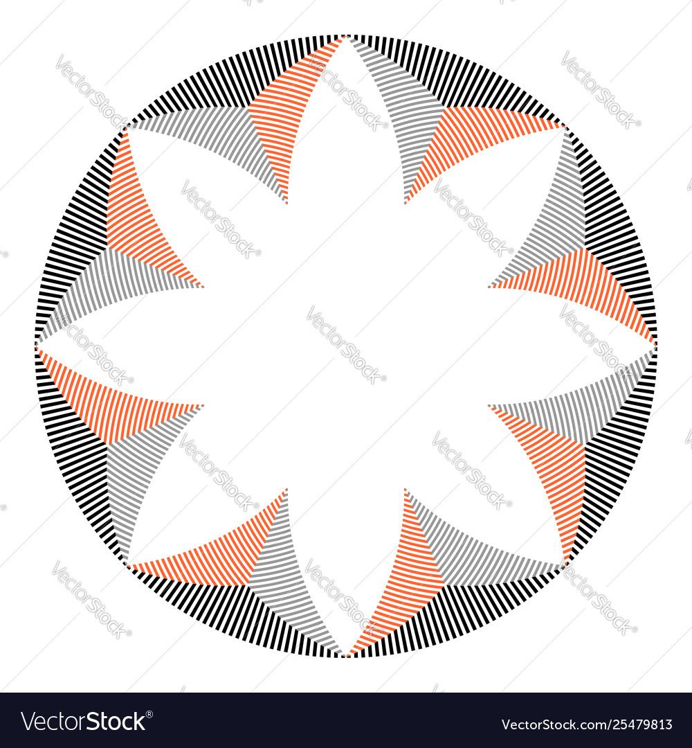 Circle design element