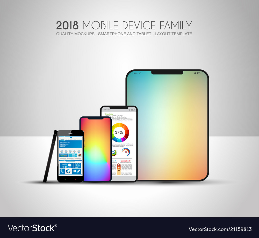 Complete next generation device family included