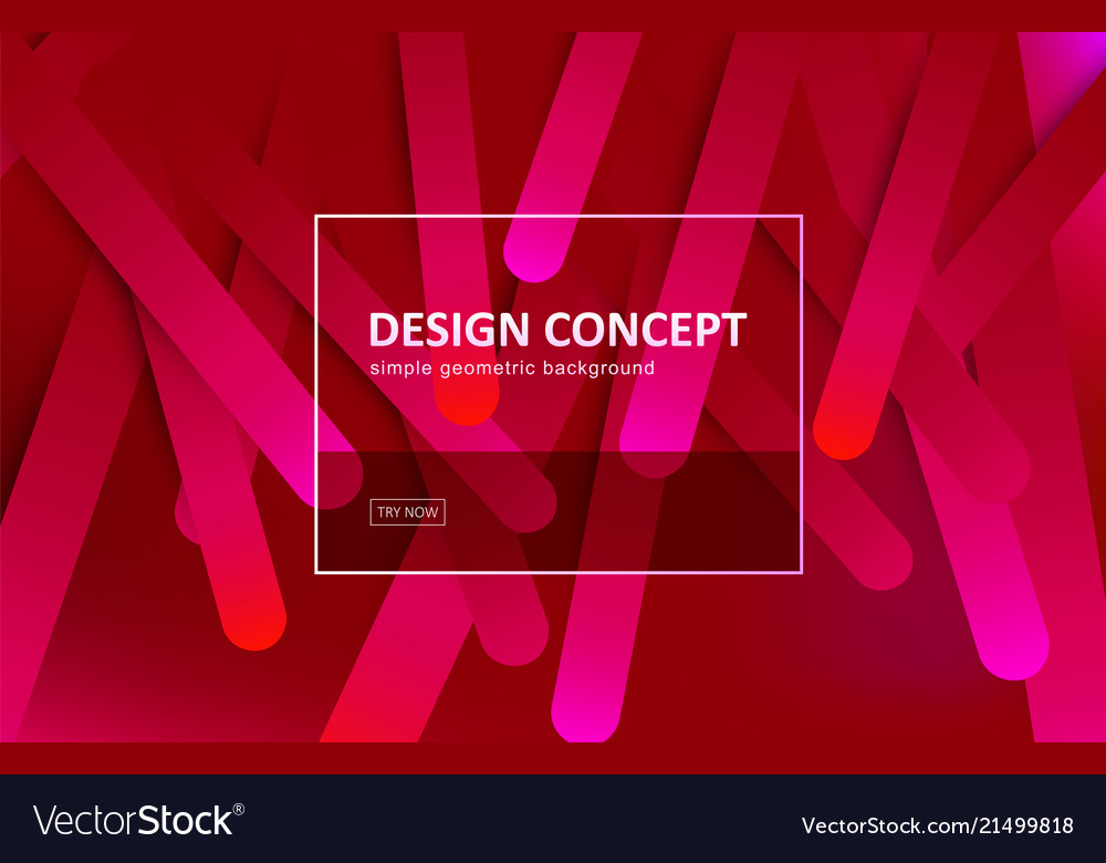 Abstract background gradient geometric