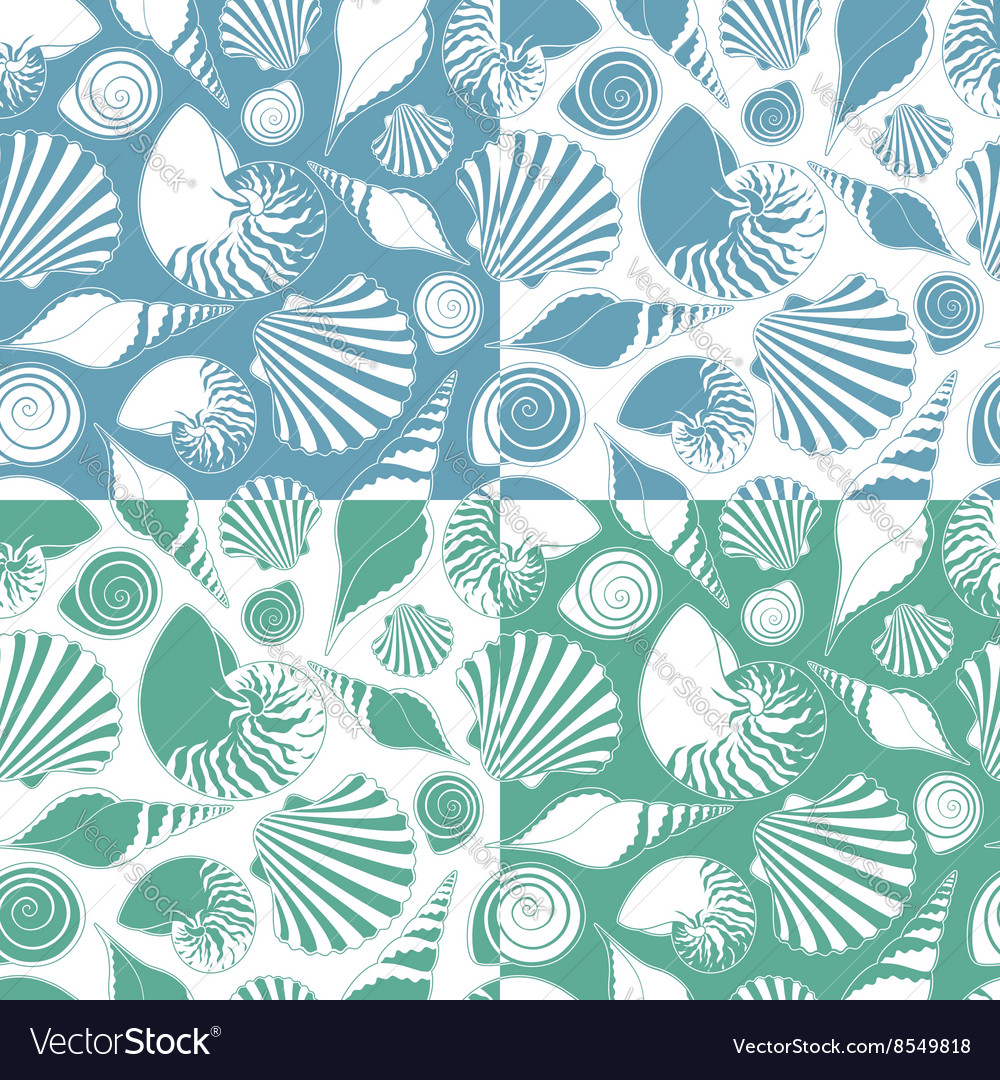 Set of patterns with shells