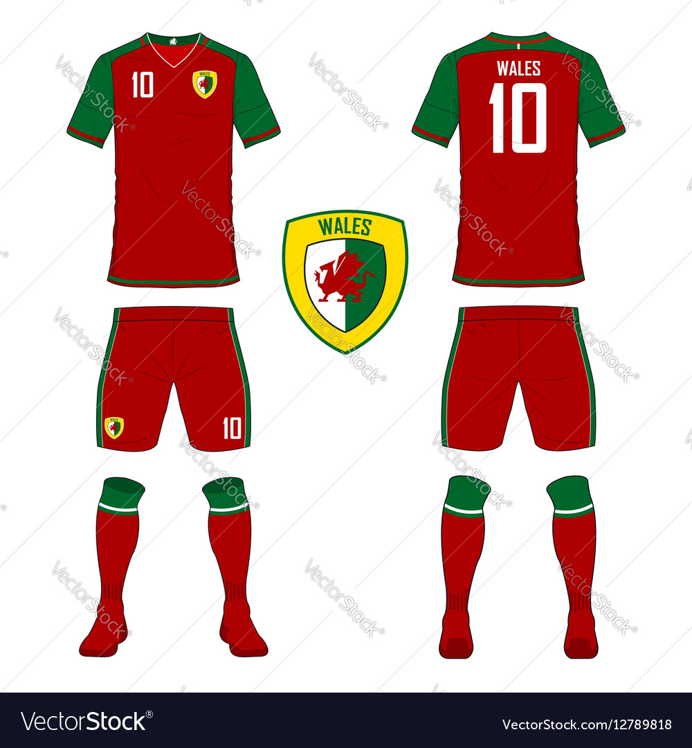 cbd3f721141e99 2016 Wales Jersey 15 16 ALLEN TAYLOR WARD RAMSEY RUSH Giggs Bale Soccer Jerseys  Welsh home red Away Yellow Wales Jersey