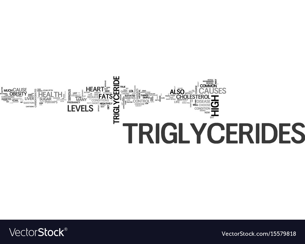 What s up with my triglycerides text word cloud