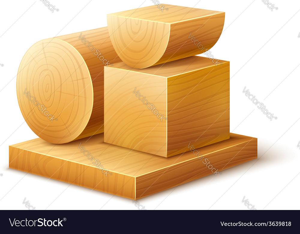 Woodworks wooden workpieces