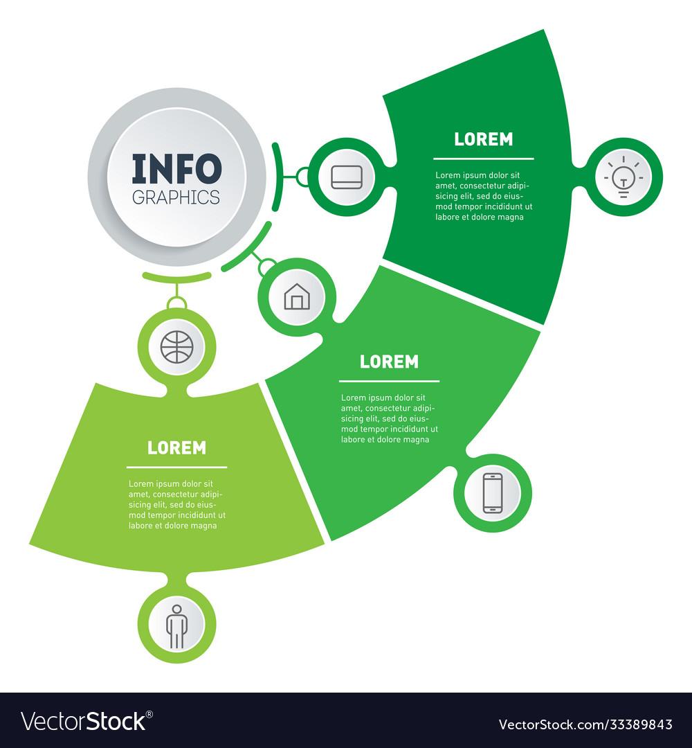 Timeline or infographics development