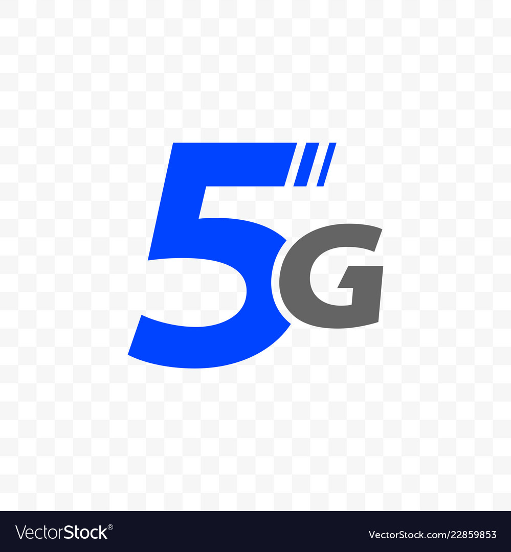 5g internet network logo icon