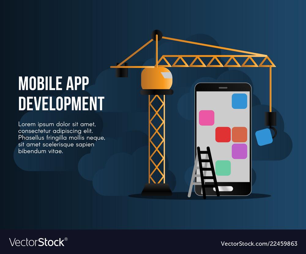Mobile app development conceptual design