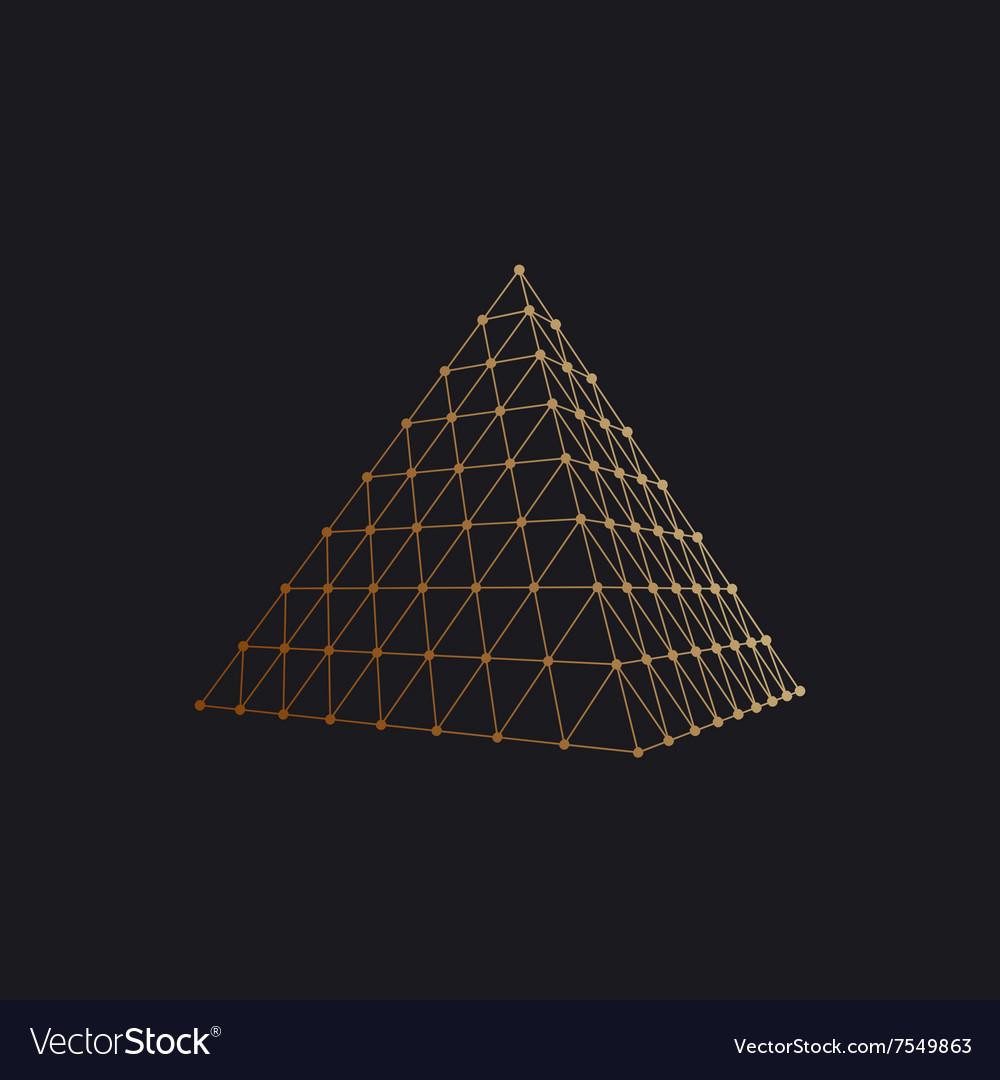 Polygonal pyramid