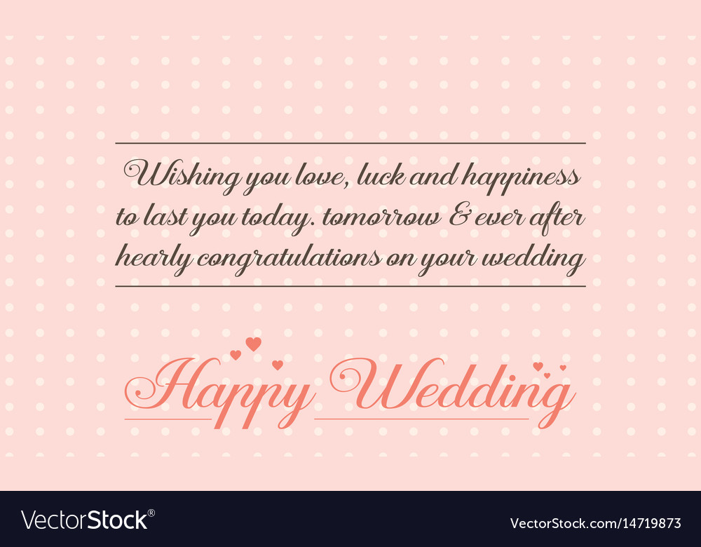 collection stock of wedding greeting card simple vector image - Wedding Greeting Cards