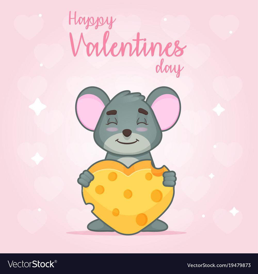 Cute valentines card