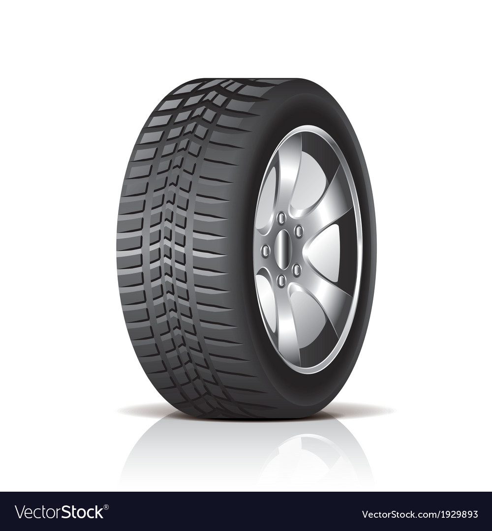 Object tire side