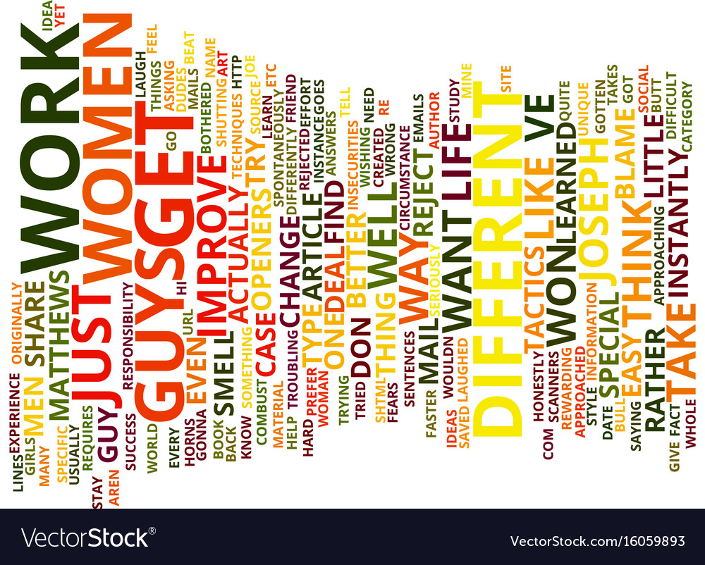 You are not special text background word cloud