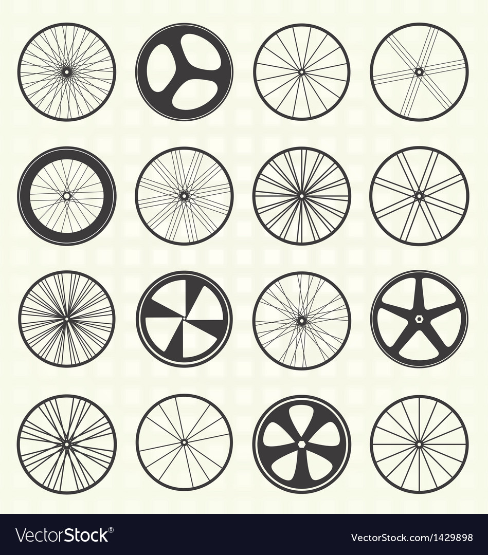 Bike Wheel Collection