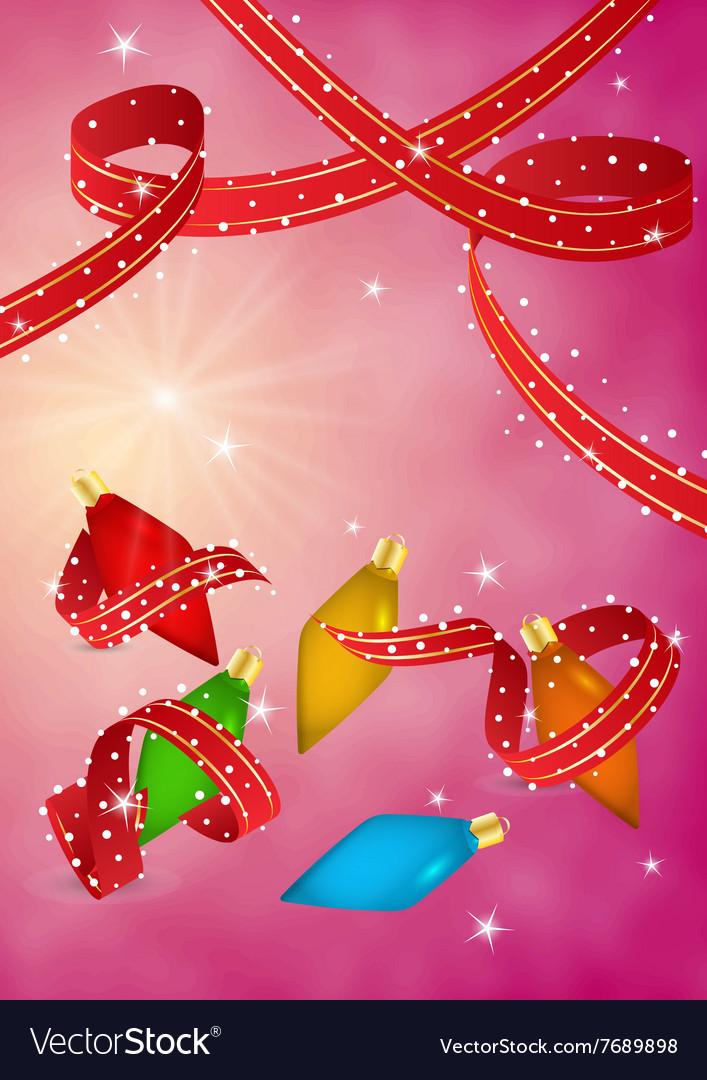 Christmas celebration card