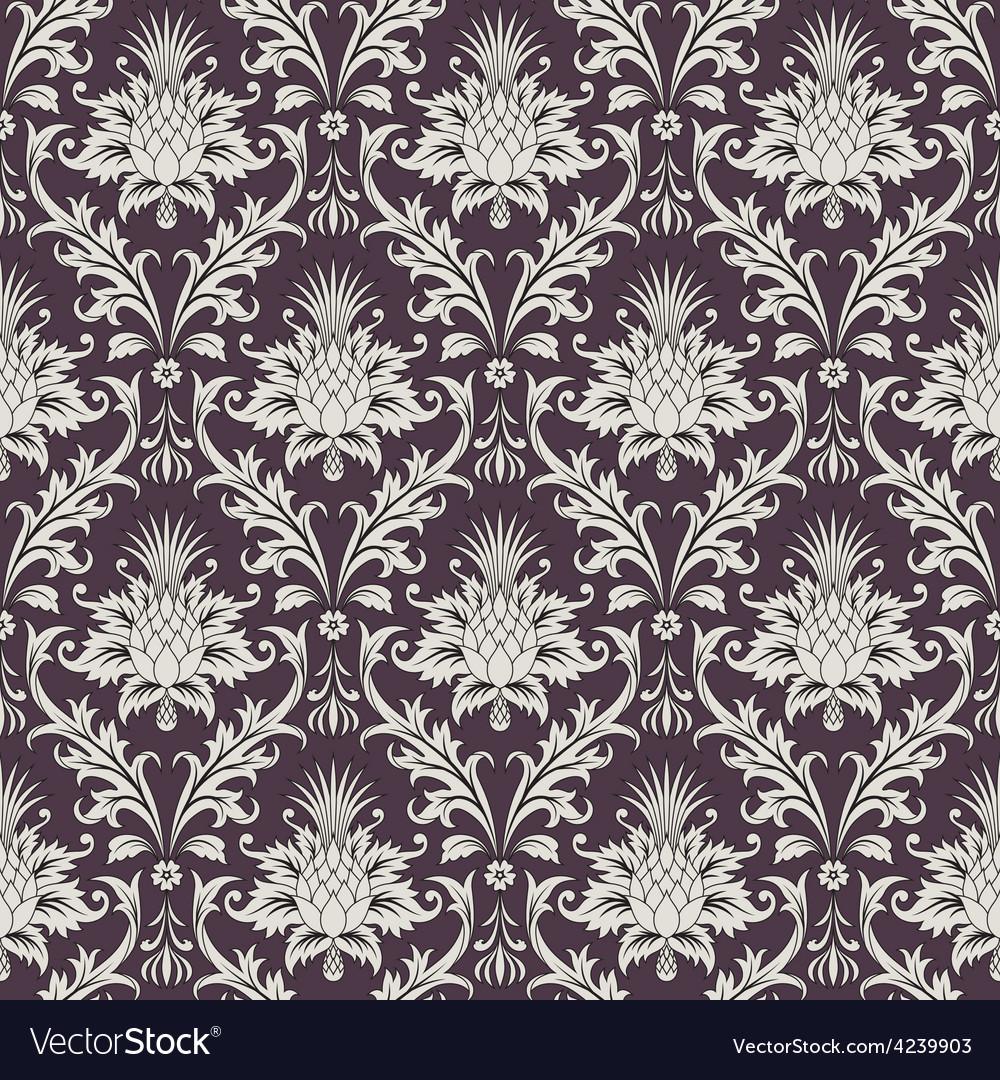 Brown wallpaper pattern