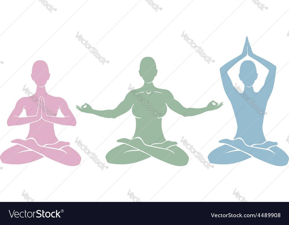 Icons yoga