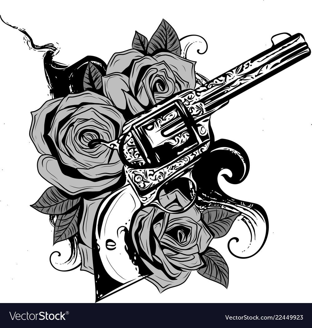 Askideas Com: 28+ [pistol Tattoos Askideas Com]