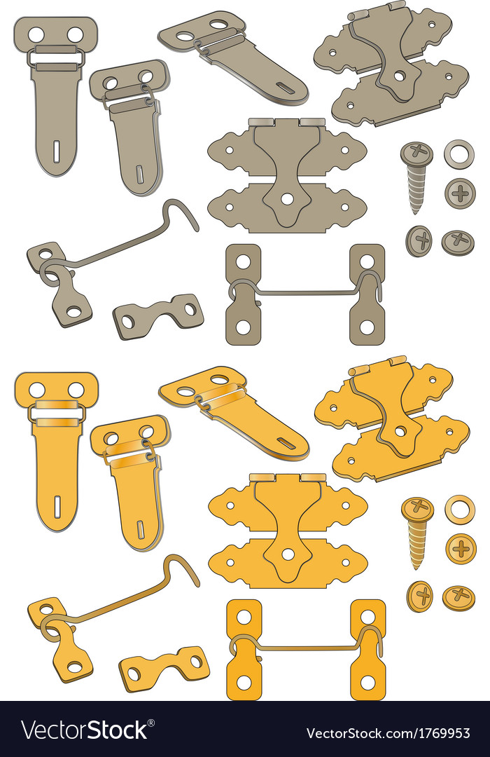 The complete set of latches