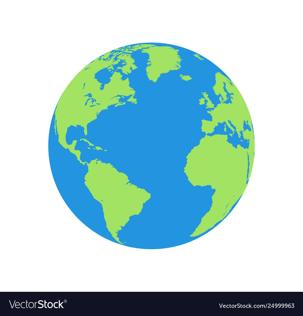 Flat earth concept illustration. ancient cosmology model ...   Earth Flat Icon Eps