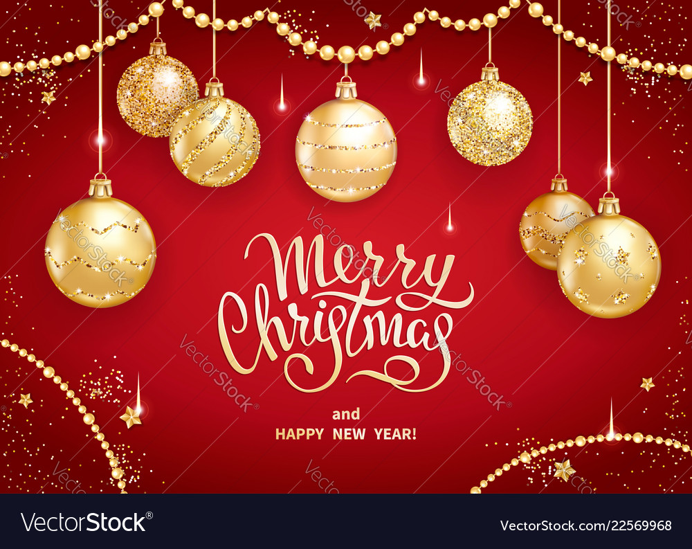 Merry Christmas Images 2019 Merry christmas decoration 2019 Royalty Free Vector Image