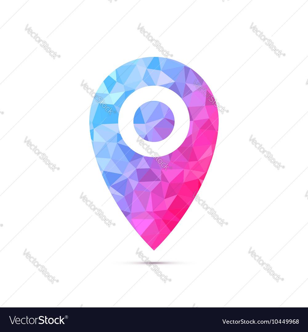 Pointers labels graphics gps navigation