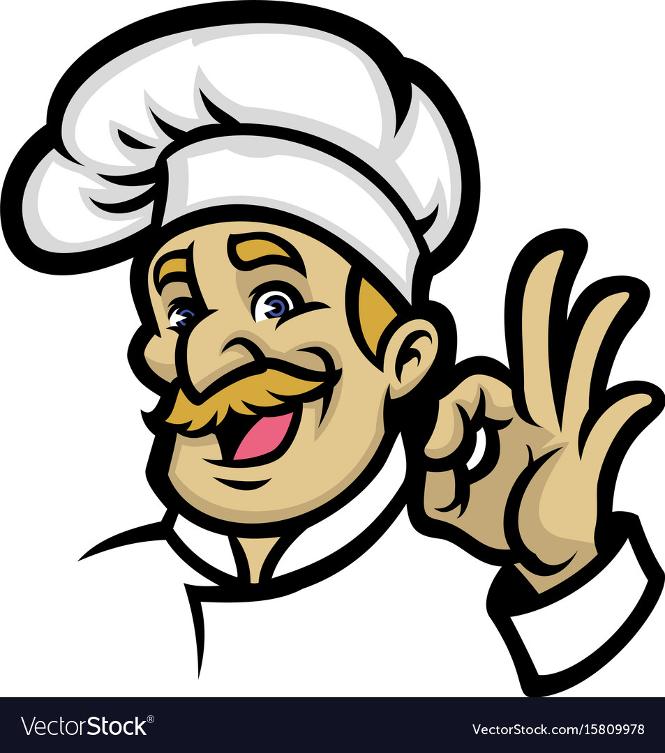 Chef mascot
