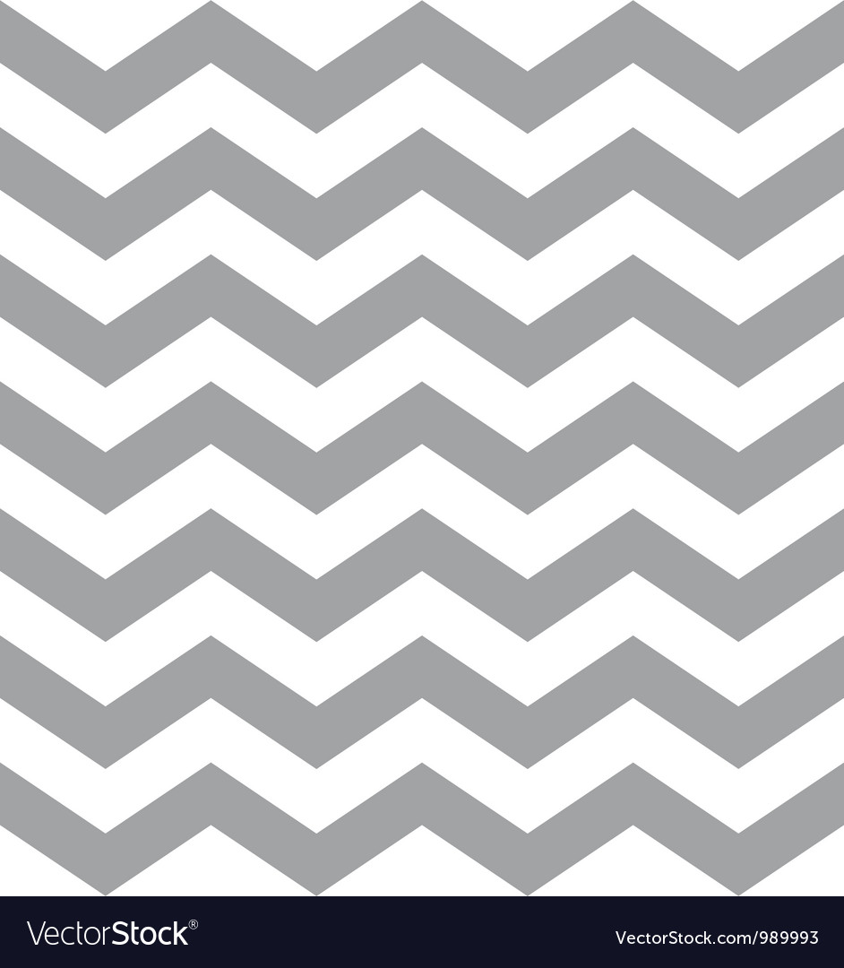 gray and white chevron pattern royalty free vector image rh vectorstock com chevron pattern vector free Single Chevron Vector