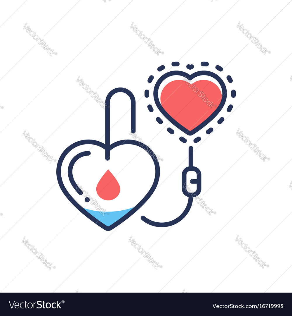 Donorship - modern line ic
