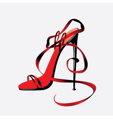 High Heel Stiletto Vector
