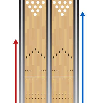 Bowling+lane+layout