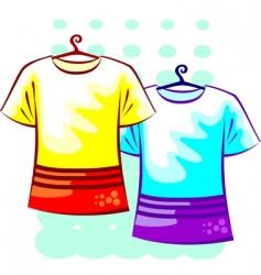 cloths vector image vector image