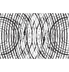 interference grunge vector image