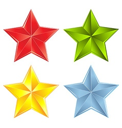 star set vector image