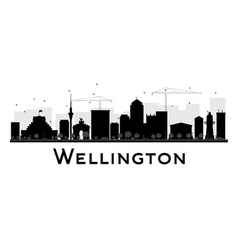 Wellington silhouette vector