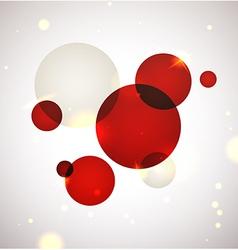 Luxury sparkling background vector