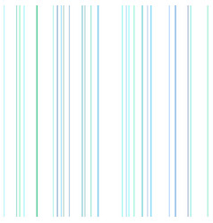 line seamless pattern color lines on white vector image