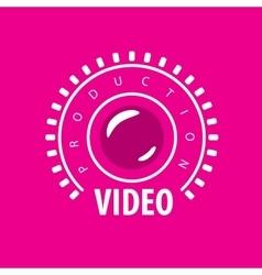 Logo video vector