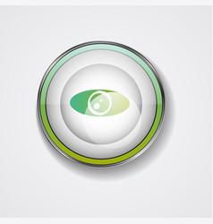 Abstract eye icon vector