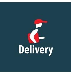 Delivery logo vector