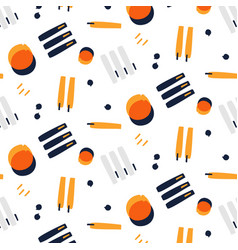 Fashion line pattern abstract modern vector