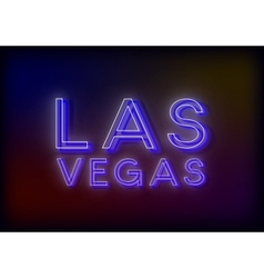 Neon sign design for your business vector