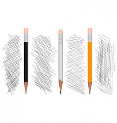 pencil3 vector image