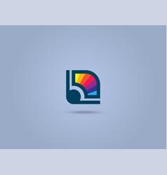 Creative logo design vector